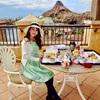 ミラコスタのテラスルームで最高の朝食☆ピアッツァビュー