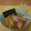 ラーメンツバメの煮干しラーメンを食べてきたよ!~煮干しだしのスープがGooD!~