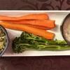 お野菜からの離乳食  [217日目  鶏肉のボーンブロス煮]