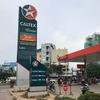 カンボジアのガソリン代は地方が安いです。