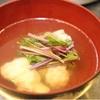 和歌山県産の鱧のお料理です