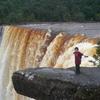 ガイアナ カイエチュアの滝にスラマ村(2014年1月)