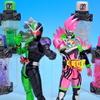 DX仮面ライダーW・エグゼイドフルボトルセットで遊ぼう!