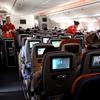 アエロフロート航空に乗ってモスクワ乗り継ぎアテネまで