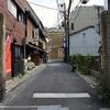 先斗町歌舞練場と鴨川をどり。
