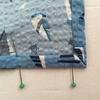 赤ちゃん浴衣(一つ身)を作る Day9