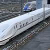 12月5日長野新幹線車両センターの状況