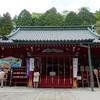 箱根神社と芦ノ湖畔