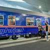 ハンブルク発着【オーストリア鉄道の夜行列車Nightjet】