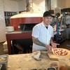 ナッシュビルの美味しいイタリアン・レストラン Pastaria で昼食。 本格パスタにピザも一枚一枚窯焼き…レベル高いです。
