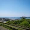 【写真】眺めの良い、道の駅 ゆうひパーク浜田(2019/05/03)