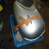 GB400 タンク清掃 その3