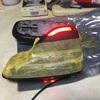 F55 MINI LEDアンテナ取付