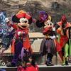 ディズニーシー:ヴィランズ・ワールドのミッキーとミニー