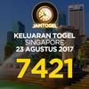 Keluaran Togel Singapura Rabu 23 Agustus 2017