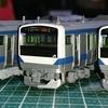【鉄道模型】E531系をTNカプラー化してみた