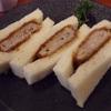 表参道「 とんかつ まい泉 青山本店 」店で揚げたてのカツサンドを食べたんだけど想像を超えた美味さだった (とんかつ6軒目)