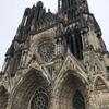 ランス世界遺産 大聖堂のヴォールトを作陶したい