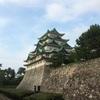 初めての名古屋城で金のシャチホコとご対面