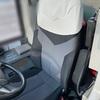 バスの運転座席