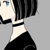 【フリーアイコン】No3/黒髪ボブ/女の子