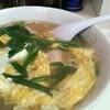 ●見沼区七里駅「紅蘭」の大呂麺(ダロ―麺)