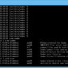 (1/2)sambaのActive Directoryが停止⇒起動しない