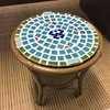 タイル 手作り テーブル