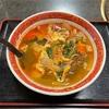 味の一番のカルビ温麺