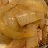 吉野家の「ねぎだく牛丼」を食べました