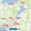 北陸新幹線のルート地図はこちら! 小浜から京都、京田辺が有力になった!