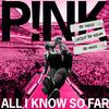 P!NK(ピンク) 新曲「All I Know So Far」を公開&同タイトルライヴアルバムもリリース!!