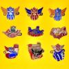 グレンダイザー⭐︎コビト Badge