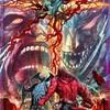 アメリカを代表する悪魔と日本を代表する悪魔がコラボ((( ;゚Д゚)))ブルブル