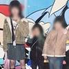 中学生になった長女(2005)