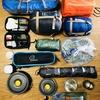 キャンプツーリング用に購入した道具一覧【キャンプ歴1年】