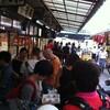 土曜日の早朝に築地市場でお寿司を食べようとしている方へ