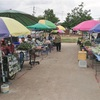 うちの市(タイ王国の田舎)の公設市場の様子は…