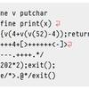 Stack Overflowの404ページにあるコードがPolyglotになっている