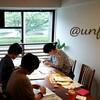 レッスンレポート)9/16本川町教室 おしゃれな空間で日常の喧騒からはなれてみませんか