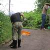 〈栞〉公園清掃