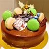 2016年のクリスマスケーキ♪ ペシェ・ミニョン