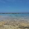 【沖縄・糸満市】レンタサイクルで行こう!①ローカルビーチ『大度浜海岸』のイノーで熱帯魚と泳ぐ
