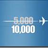 JALマイルが2倍貯まるショッピングマイル・プレミアム新規入会で500マイル獲得