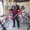 ロードバイク納車されたので、そのまま江田島w