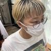 前髪カットのマイナーチェンジでイメチェン【ワイドバングのマッシュショート】