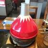スープが噴火する熱々な石鍋ラーメンが美味しい