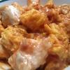 柔らかササミのエビチリ風炒めのレシピ