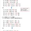 文字式のカッコの外し方(分配法則)を覚えよう!-数学嫌いな子のための簡単理解法-