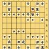 将棋ウォーズ初段の将棋日記 中飛車穴熊 VS 居飛車銀冠